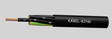 YSLY-JZ 3x1 Fekete - 0,6/1kV
