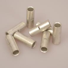 Szigeteletlen toldóhüvely ónozott réz 4mm2 , hossz 25,2mm
