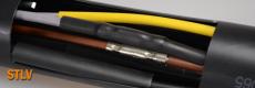 Kisfeszültségű hőre zsugorodó kábelösszekötőszett toldóhüvely nélkül 4x35-4x185