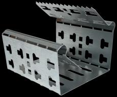PKP-FJ 60/100 FAST JOINT Fe/Zn 0,8mm csavarozás nélküli toldó elem